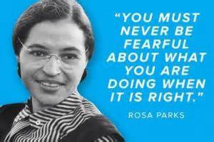 How history got the Rosa Parks story wrong Undergrad